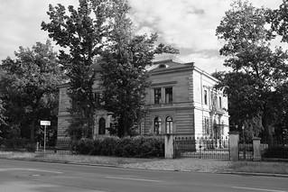 Fabrikantenvilla im französischen Barockstil (1886)