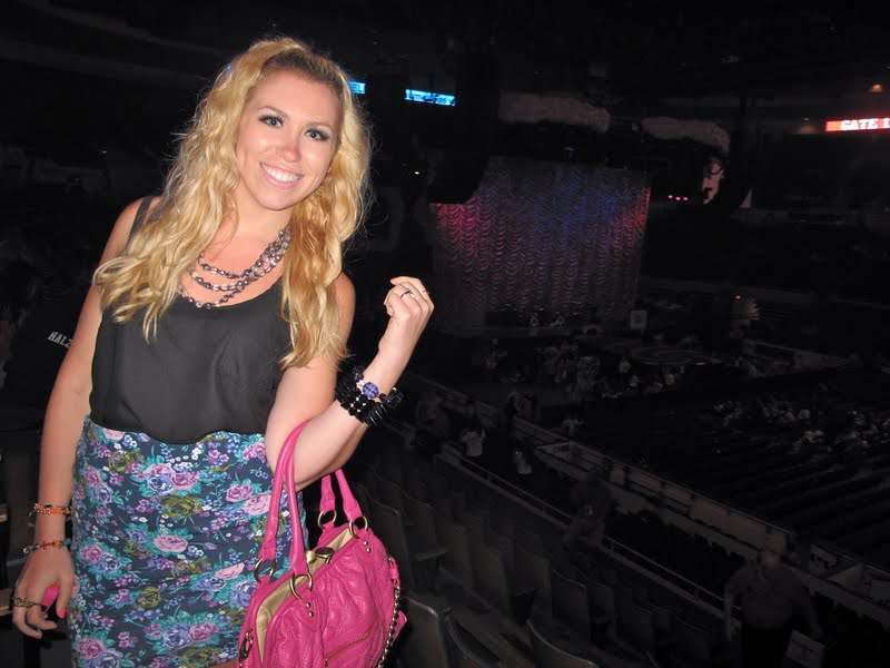 Katy Perry Concert Outfit 2011 | A Look Back at 10 Years of Blogging Living After Midnite Blogger Jackie Giardina