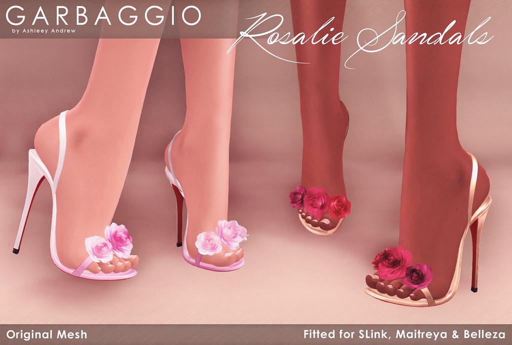 Rosalie Sandals