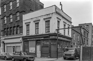 Henry & Farthing,Bell St, Lisson Grove, Westminster, 1987 87-4c-32-positive_2400