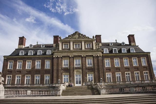 Schloss Nordkirchen Hauptgebäude