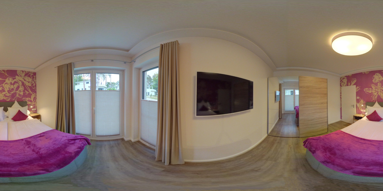 Schlafzimmer 360