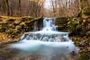 Háj Waterfalls, Slovakia
