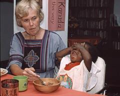 Adopted child Fermathe Haiti Jun 1987