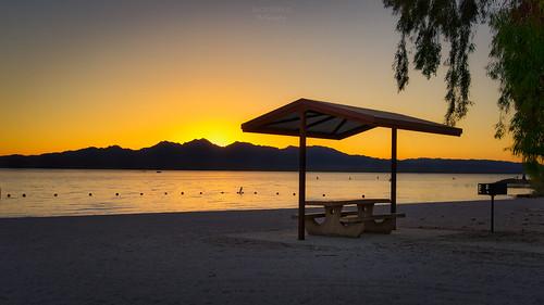 lakehavasucity bluehour sunset arizona landscape lake d750 nikon
