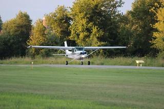 Members Flying