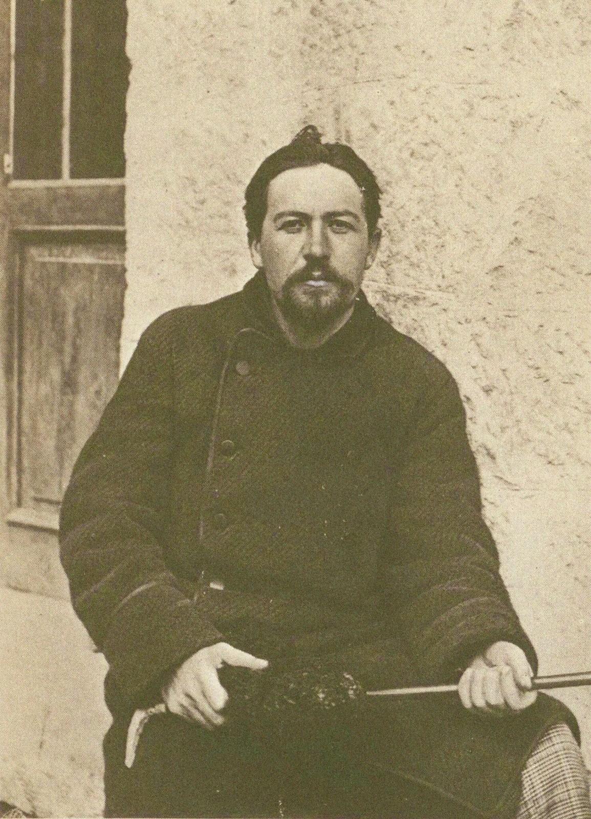 1890. Антон Чехов перед поездкой на остров Сахалин