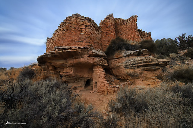 Hovenweep Cuthroat Castle
