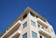 Arquitectura en San Juan, Puerto Rico, 2020 #arquitectura #arquitecture #NikonD5300 #PuertoRico #fabricandovida #blueskies