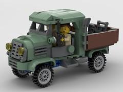 Adventurer's Flatbed - Passenger