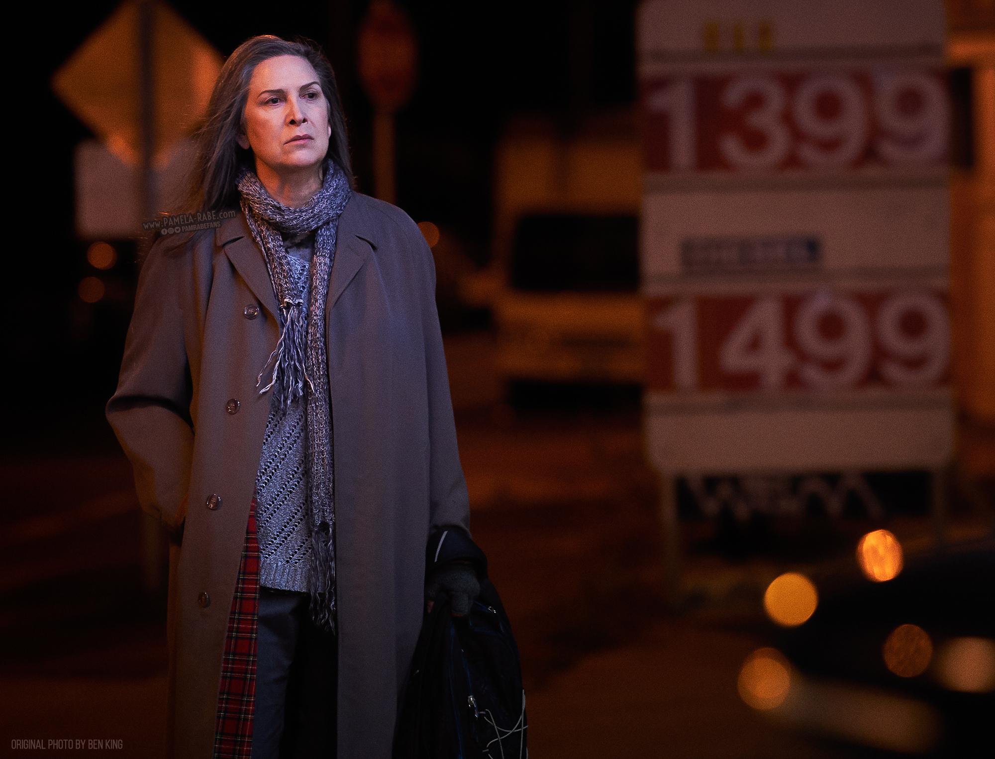 Pamela Rabe as Joan Ferguson | Wentworth Season 8
