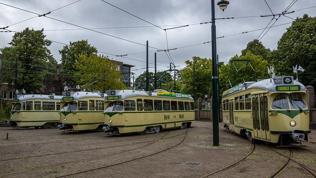 PCC cars The Hague