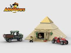 Pyramid - Full Set