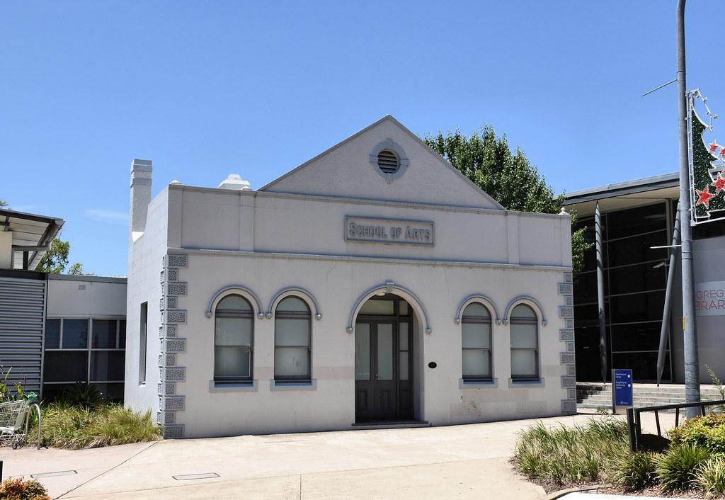 School of Arts, Ingleburn, Sydney, NSW.