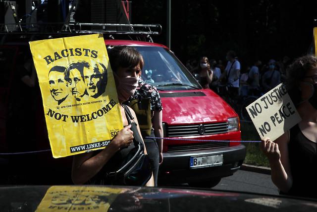Deutschland hat ein #Rassismusproblem - Berlin, 18.07.2020
