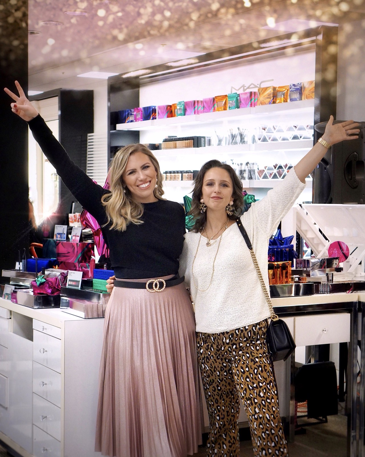 Bloomingdales White Plains The Makeup Date Event 2018