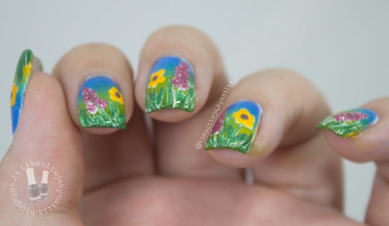 kukkasia