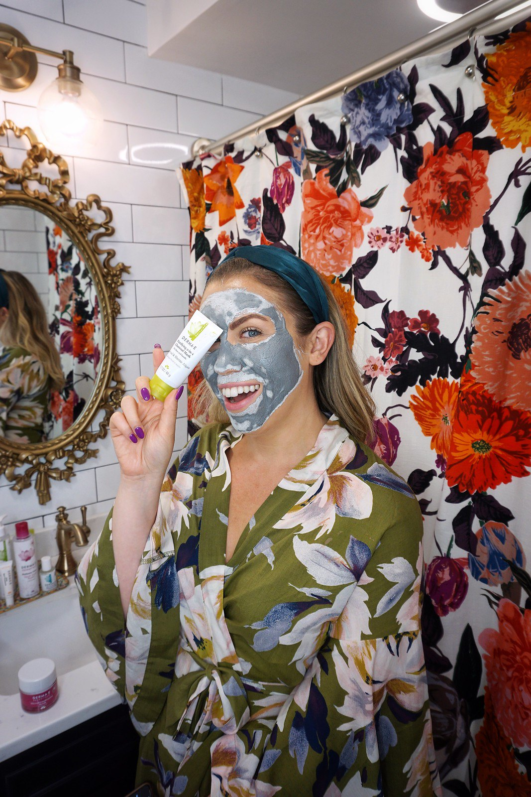 Derma E Charcoal Mask | Adult Acne | Skincare Recommendations