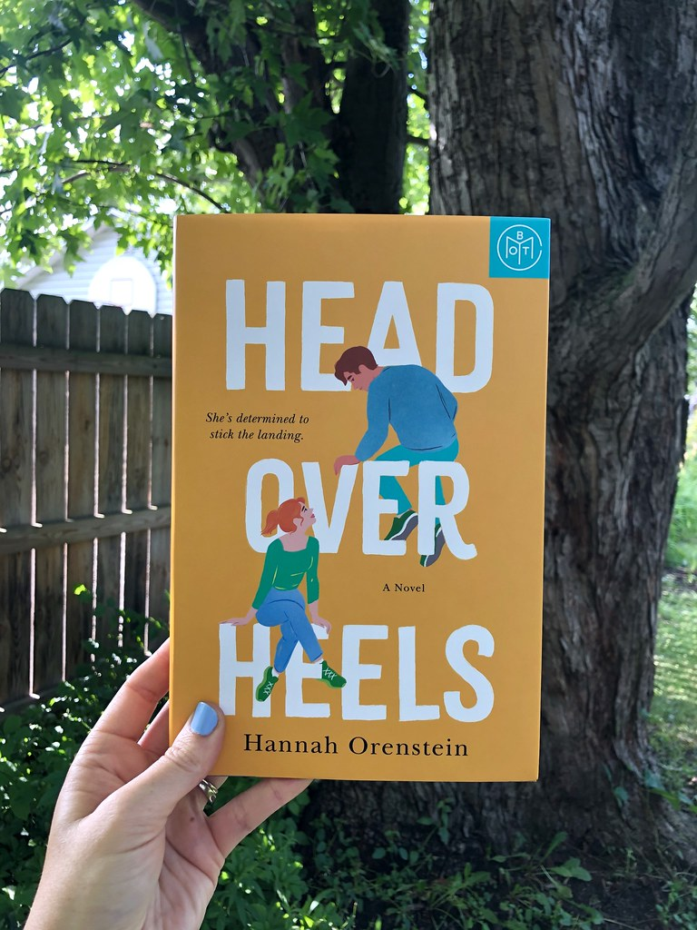 Head Over Heels is my July pick for my BOTM box