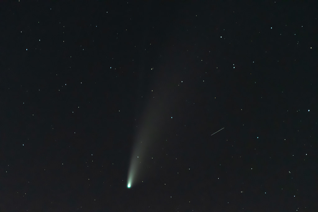 2020-07 100 comet NEOWISE