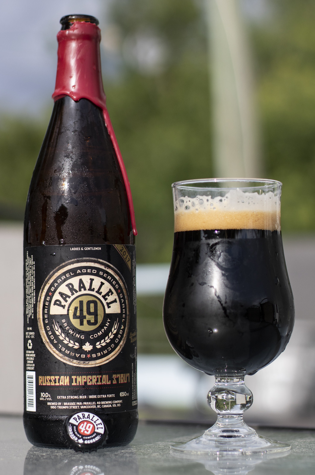 Parallel 49 Russian Imperial Stout (2017)
