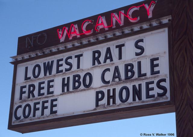 Lowest rats