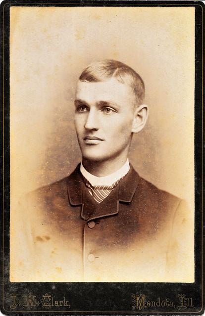 Young Man In Mendota, Illinois