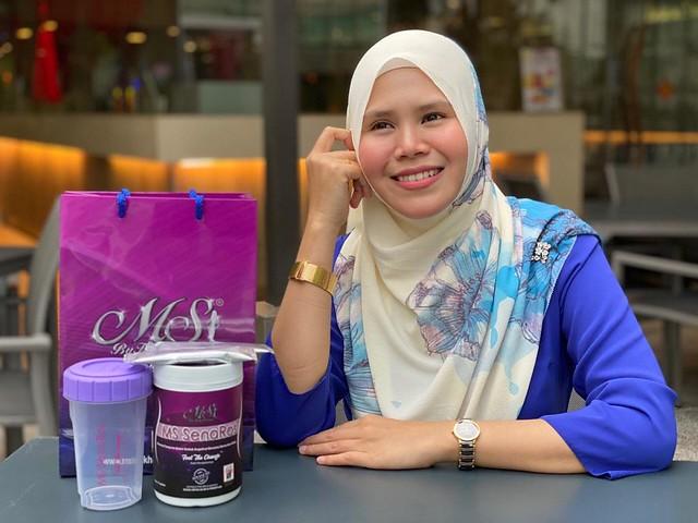 Terbiasa Kena 'Body Shaming', Rosma Kini Kebal Dengan Ms Senaros