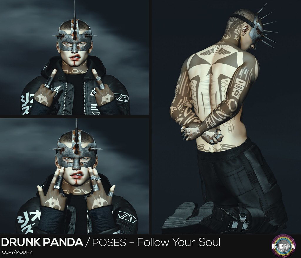 Drunk Panda – FollowYourSoul