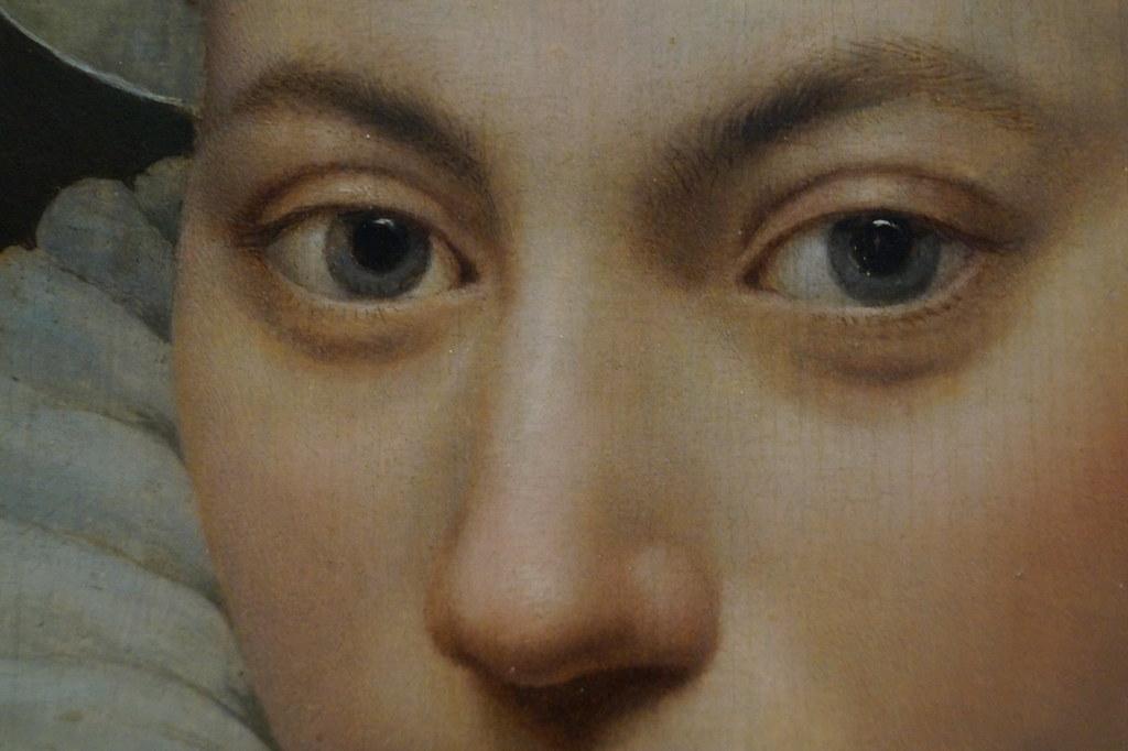 S2. Frans I Pourbus_retrat d'una noia jove