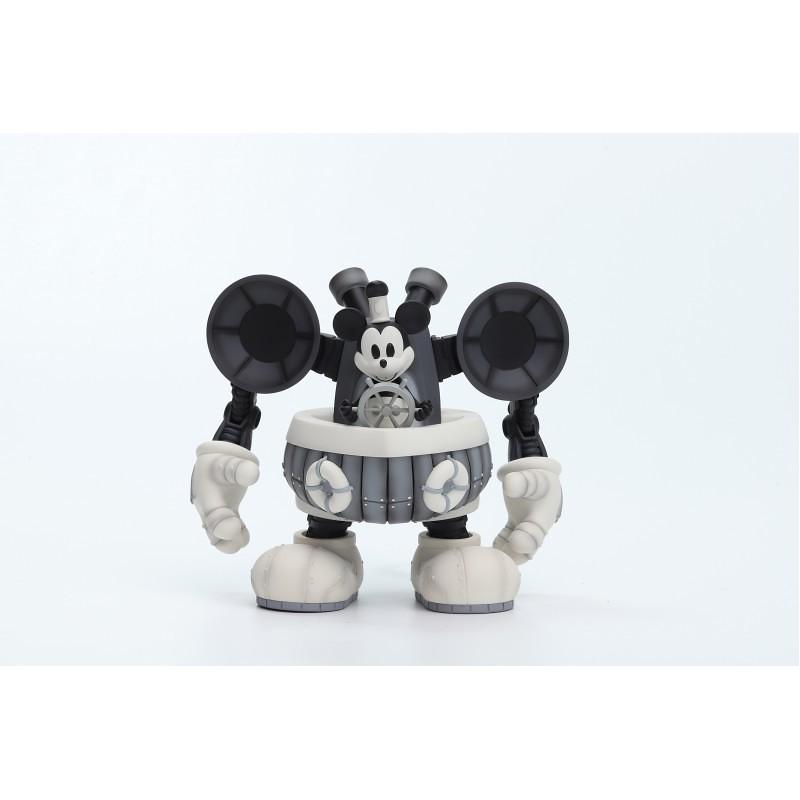 蒸汽動力機器人,出動~! BigBoysToys《迪士尼》米奇機器人(Mickey The Bulkyz Robot)可愛現身