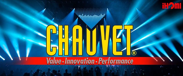 Shop CHAUVET DJ Lighting at International House of Music - IHOMI