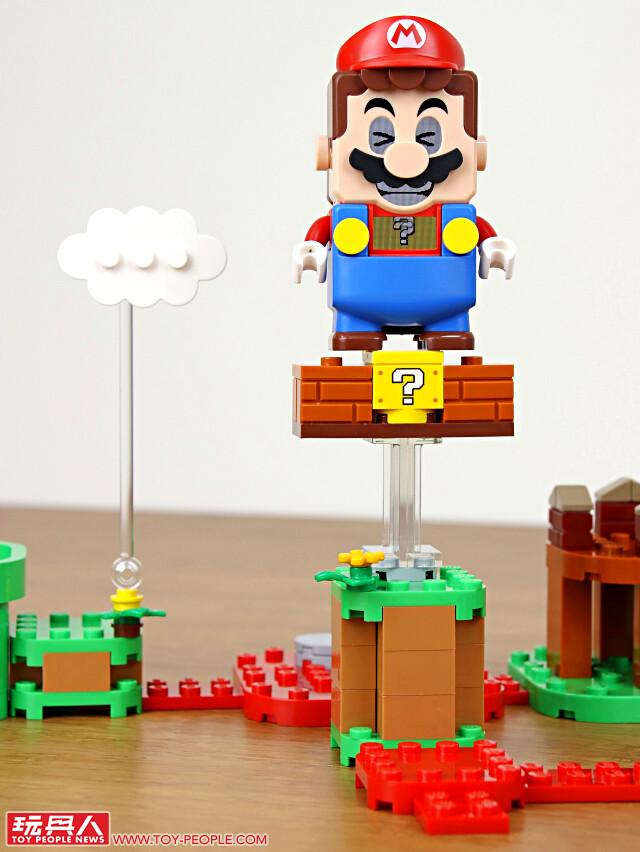 LEGO 71360、71367、71369《樂高超級瑪利歐》樂高瑪利歐冒險主機、瑪利歐之家、庫巴城堡 開箱報告! 搜集金幣的大冒險展開~