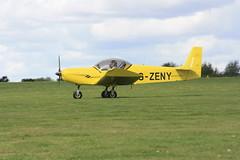G-ZENY Zenair CH601 [PFA 162-13668] Sywell 010919