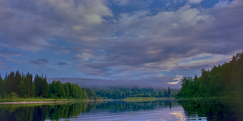 Vishera River