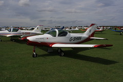 G-SHMN Alpi Aviation Pioneer 300 [LAA 330A-14965] Sywell 300819
