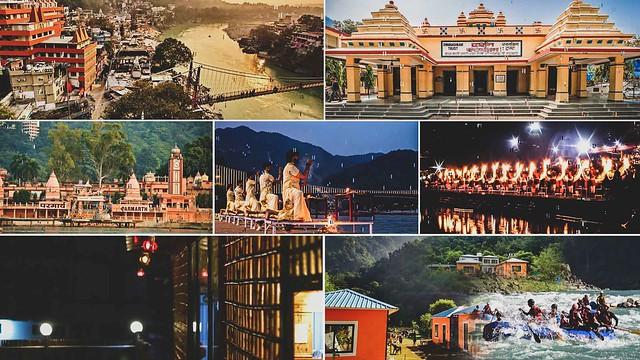 Attraction in Rishikesh