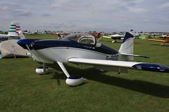 G-RIDG Vans RV-7A [PFA 323-14449] Sywell 300819
