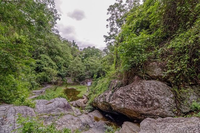 Huaykeaw Waterfall-7