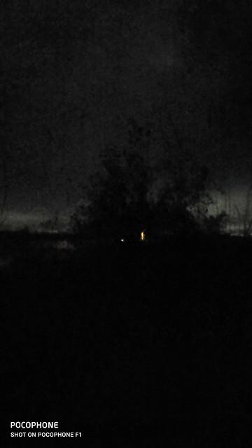 Dark spooky house