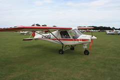 G-ICRS Ikarus Comco C-42 [PFA 322-13873] Sywell 300819