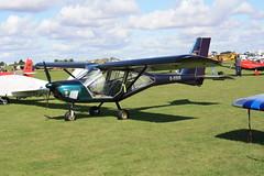 G-EOID Aeroprakt A22L [LAA 317A-14836] Sywell 010919
