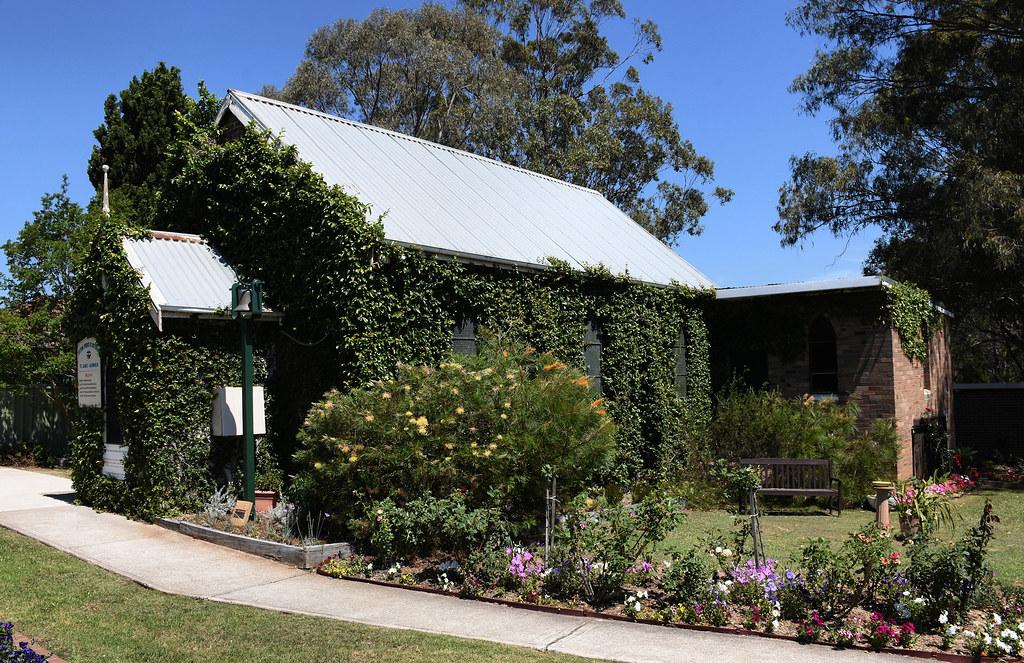 St James Uniting Church, Glenfield, Sydney, NSW.