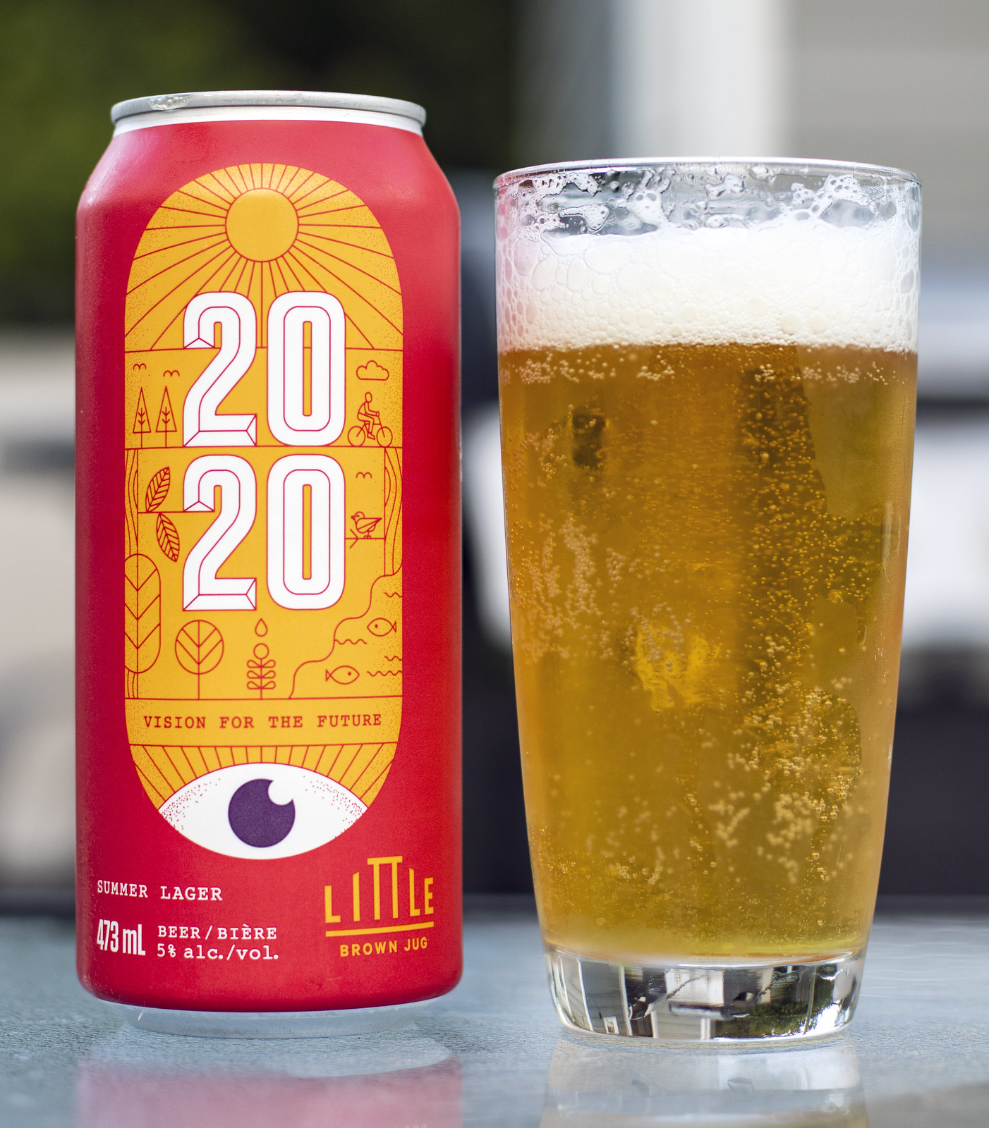 Little Brown Jug 2020 Summer Lager