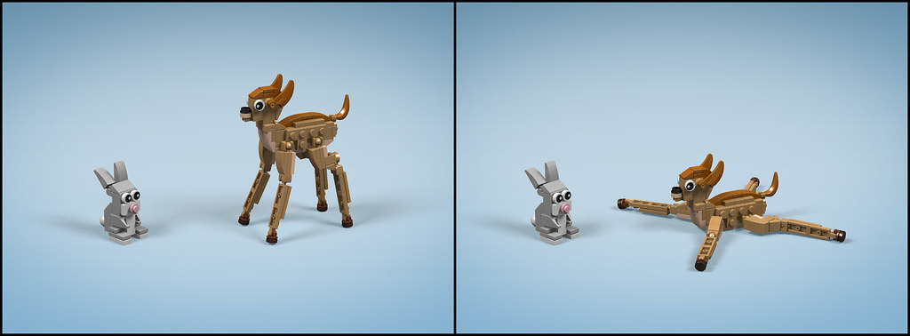 LEGO - Bambi