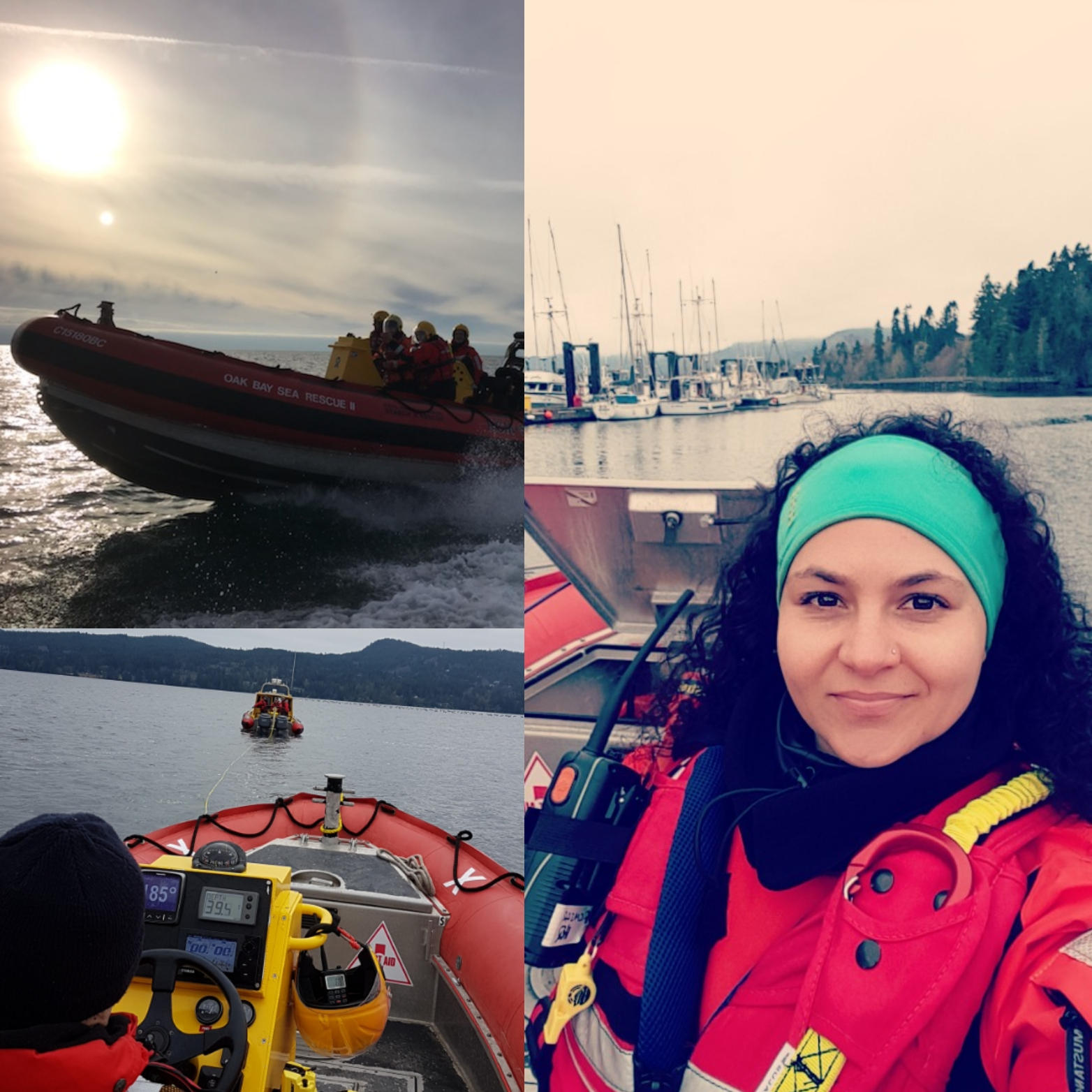 #WomenInSAR Blog - Part 2 - RCMSAR Hosts #Operationthisisyou Promoting SAR and Non-Traditional Roles for Women on Water