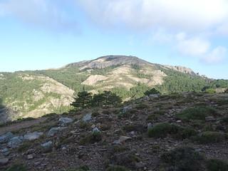 Sommet du Monte Calva (1.381m)