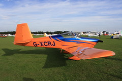 G-XCRJ Vans RV-9A [PFA 320-14333] Sywell 300819