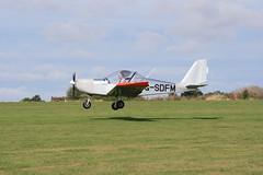 G-SDFM Evektor EV-97 [PFA 315-13884] Sywell 310819