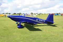 G-RATD Vans RV-8 [PFA 303-13839] Sywell 010919